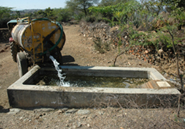 Drinking water facility